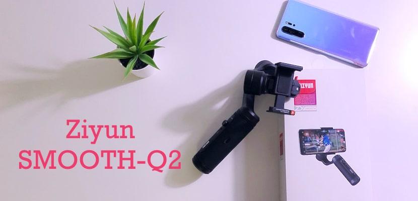 Zhiyun SMOOTH-Q2, analizamos el gimbal compacto más versátil