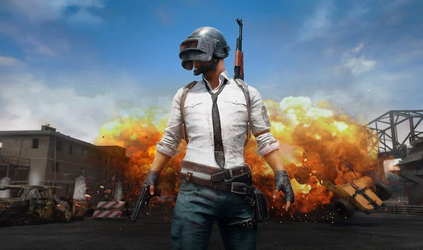 PUBG - Alternativa a Fortnite