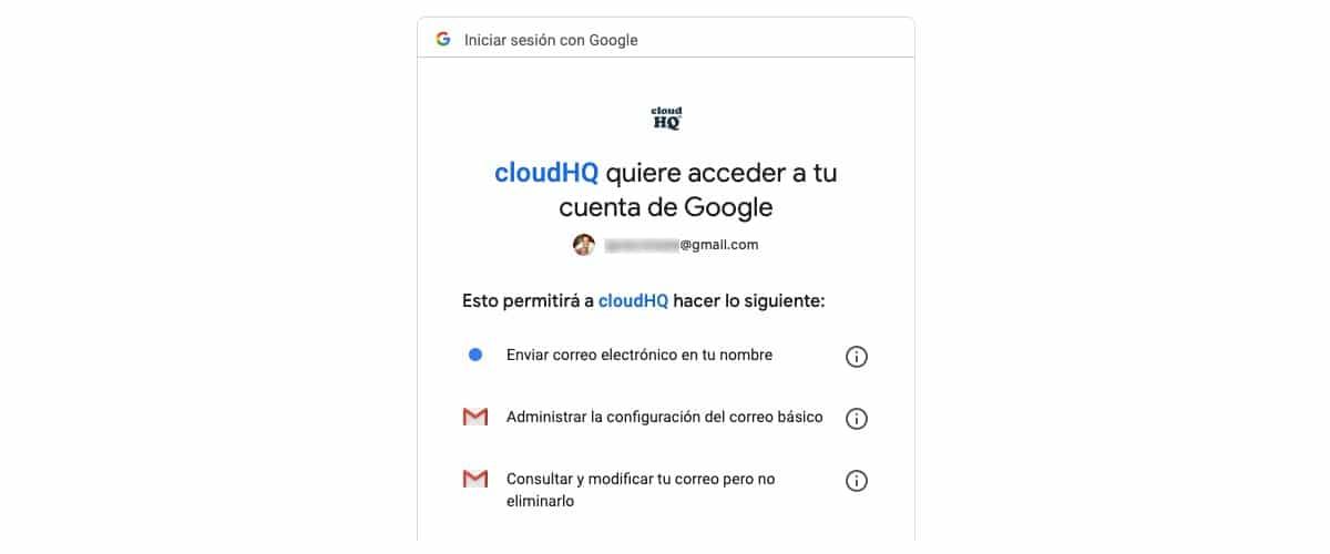 Reenviar correos Gmail