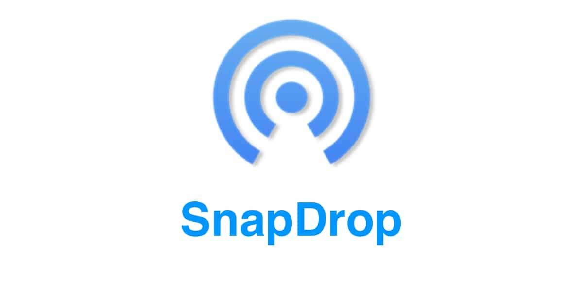 Snapdrop logo