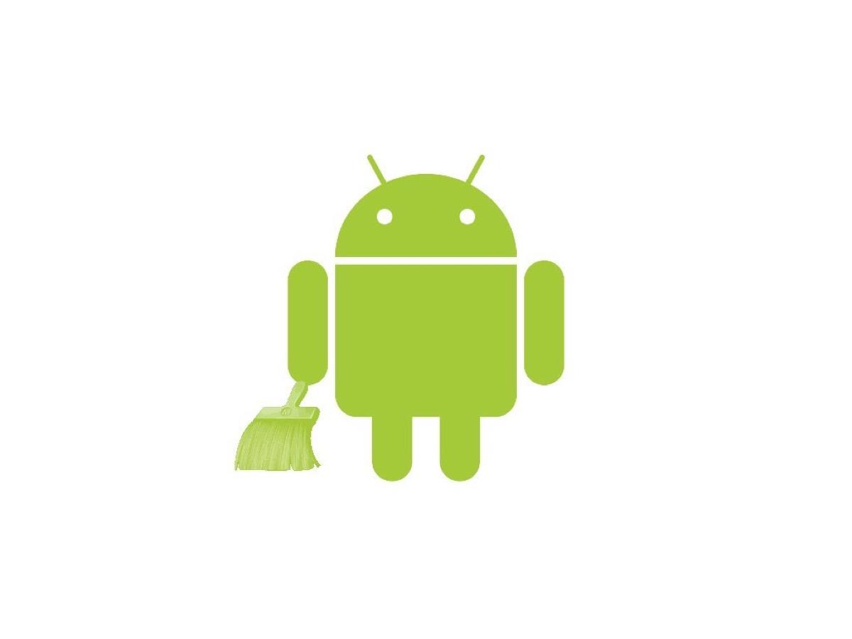 Android limpieza