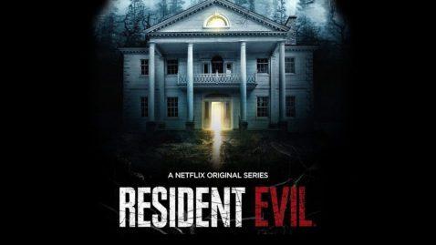Portada serie Resident Evil