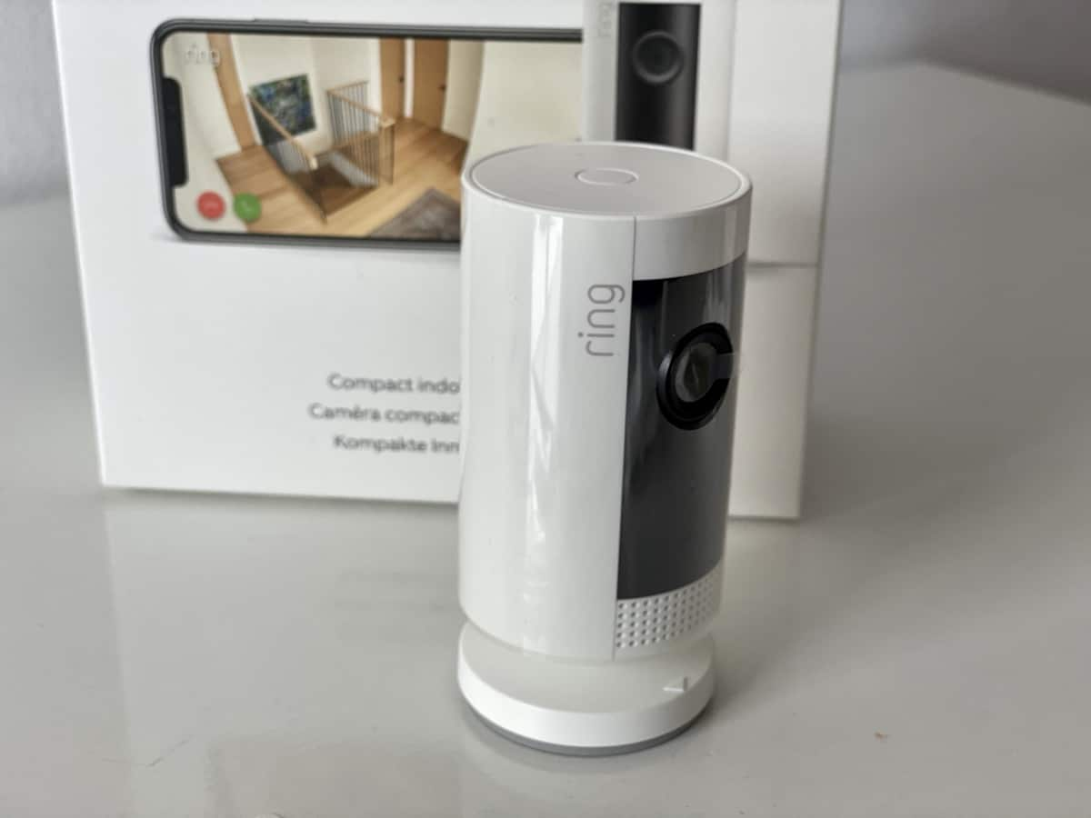Ring Indoor Cam camara