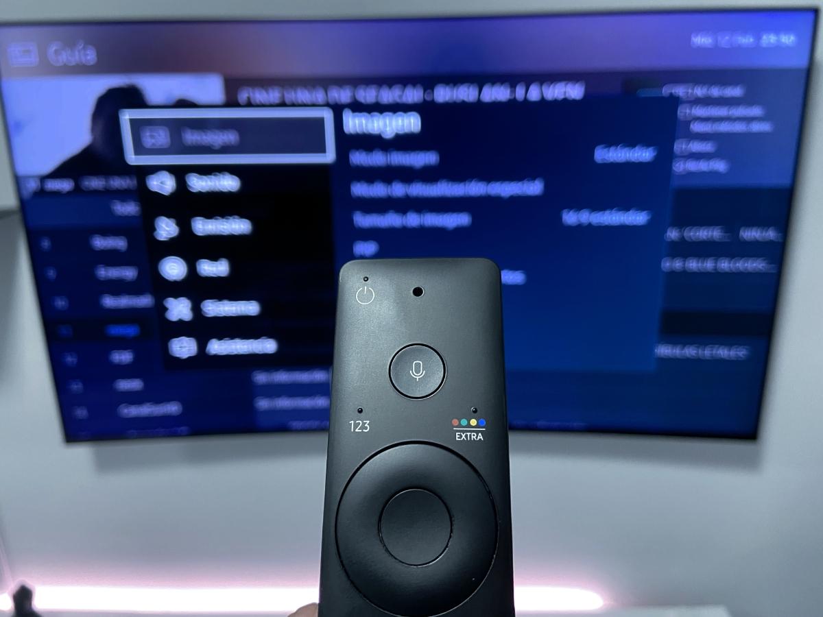 Sintonización Tv