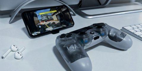 COD Mobile Dualshock4