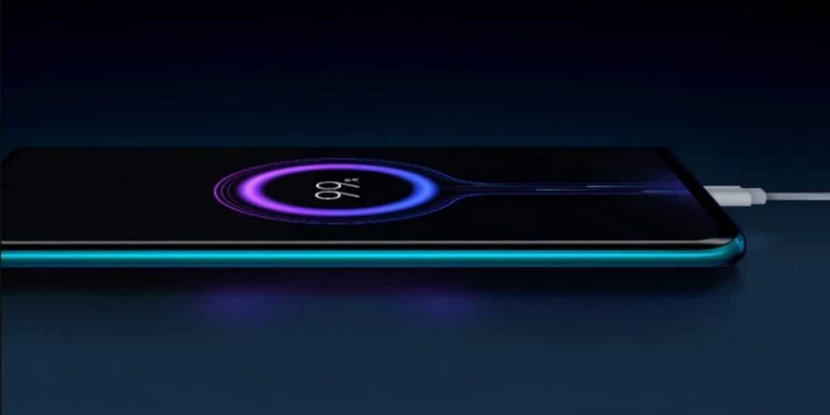 Xiaomi mi10 batería