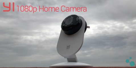 Yi Home Camera portada