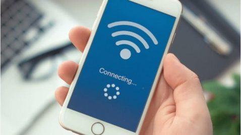 iPhone compartir Wi-Fi
