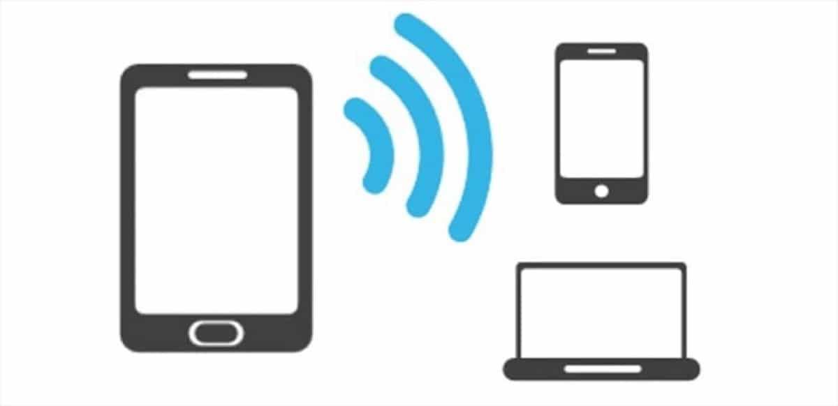 Compartir Wi-Fi