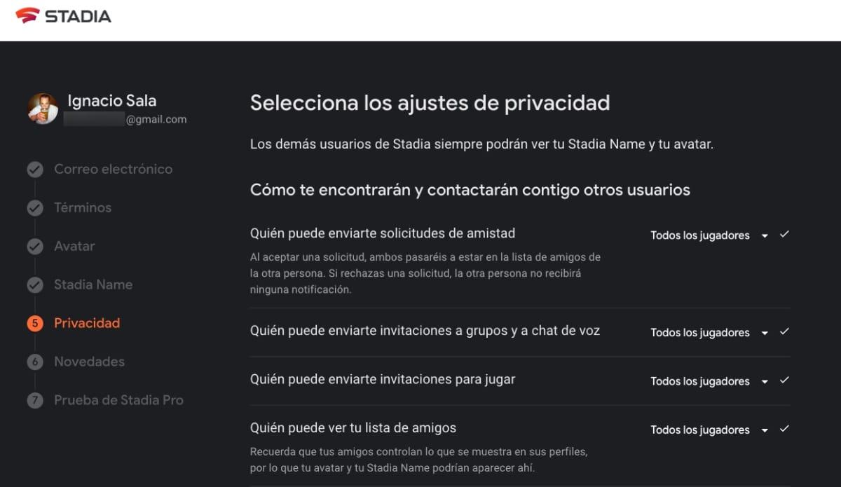 Probar Google Stadia Pro gratis