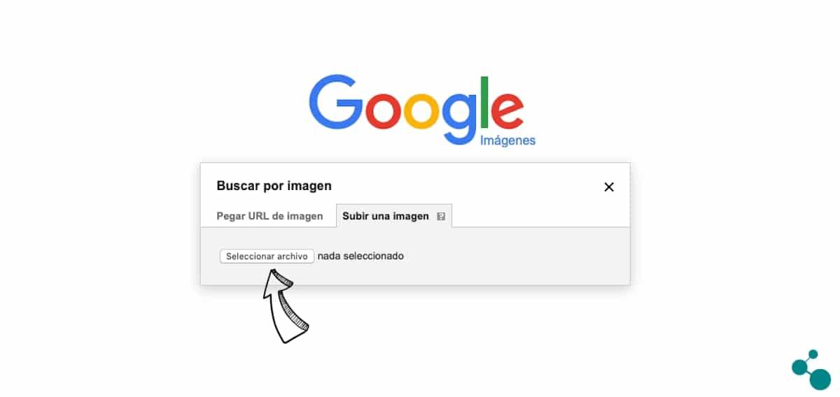 subir imágenes Google