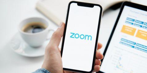zoom smartphone