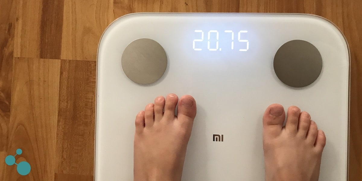 Mi Body Composition Scale 2 peso
