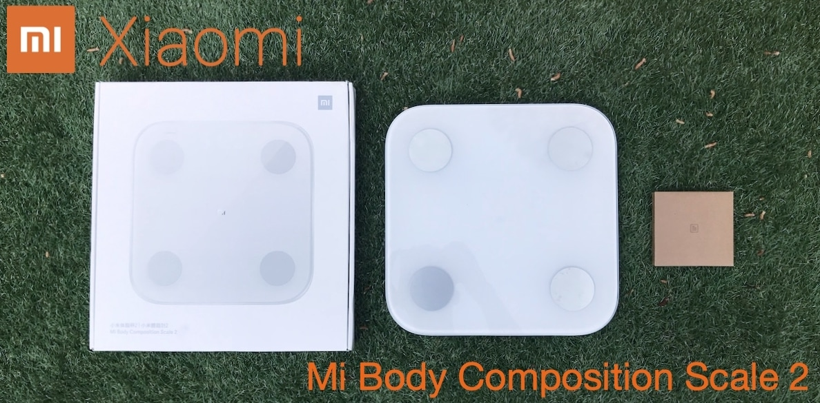 Mi Body Composition Scale 2 portada