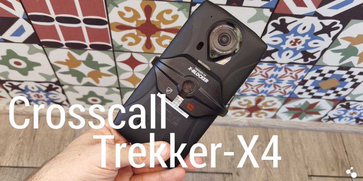 Trekker-X4