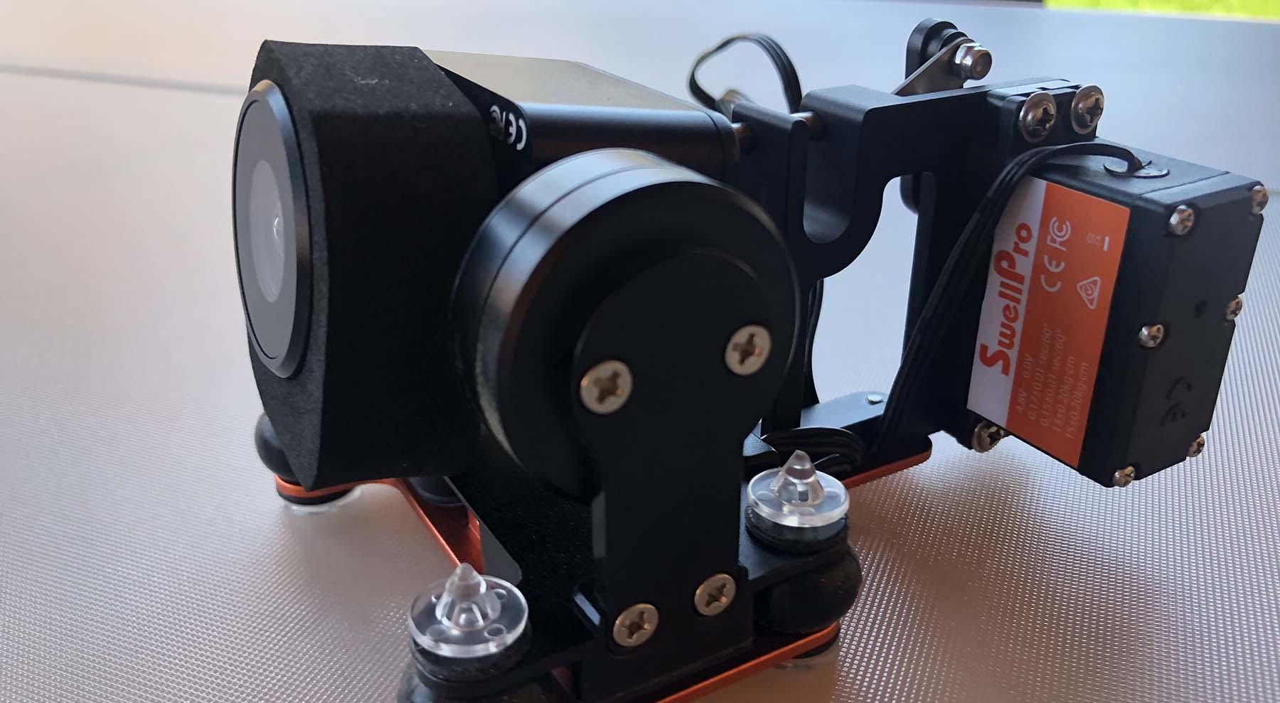 camara 4k drone