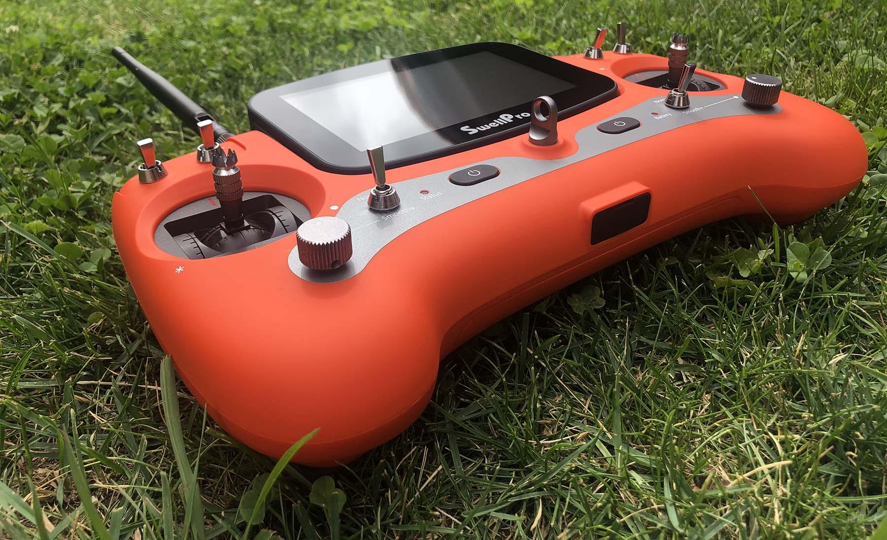 emisora Splashdrone 3+
