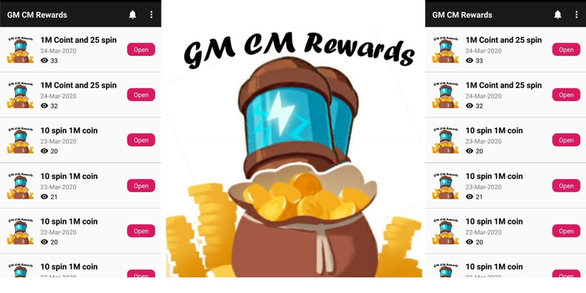 Cm rewards