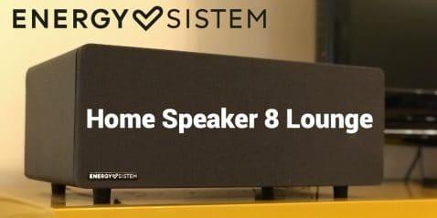 Home Speaker 8 Lounge