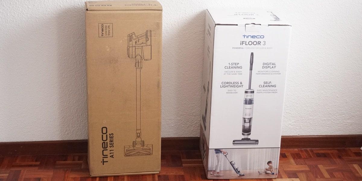 iFloor 3 y A11 Master+