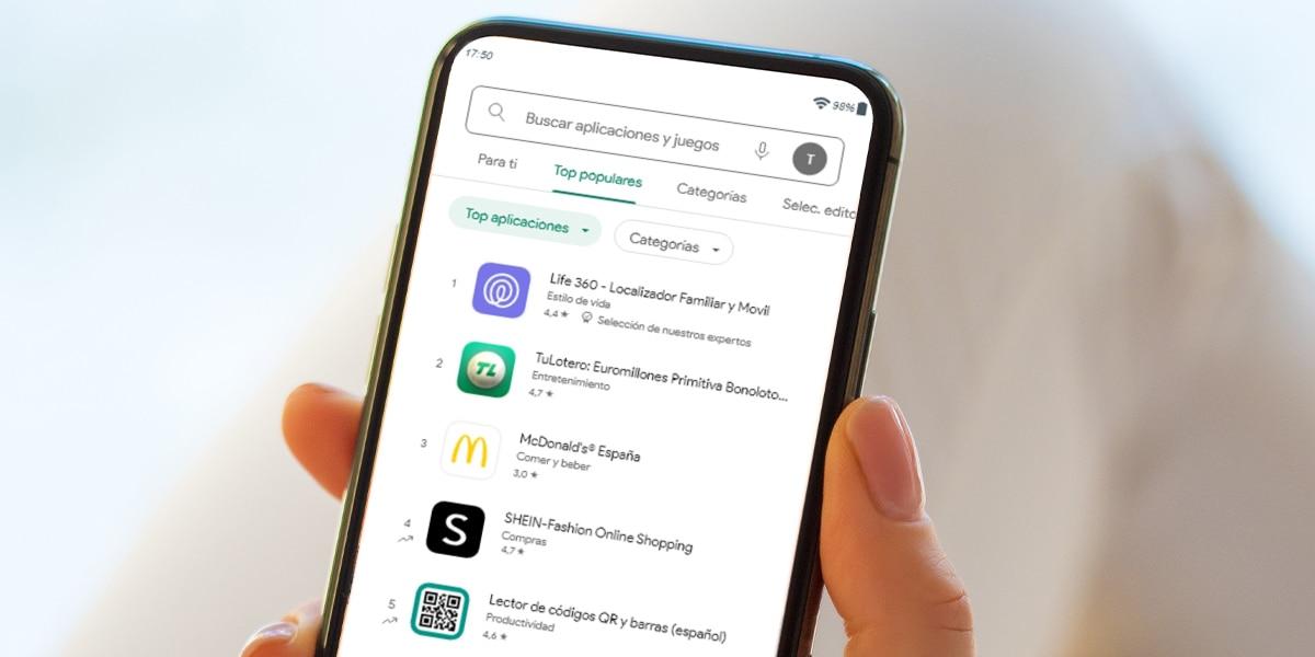 app de tulotero en android