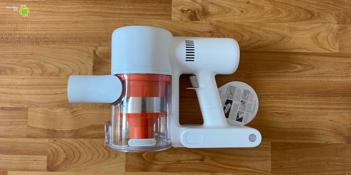 Mi Vacuum Cleanner G9 cuerpo