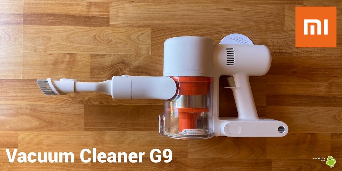 Mi Vacuum Cleanner G9 portada
