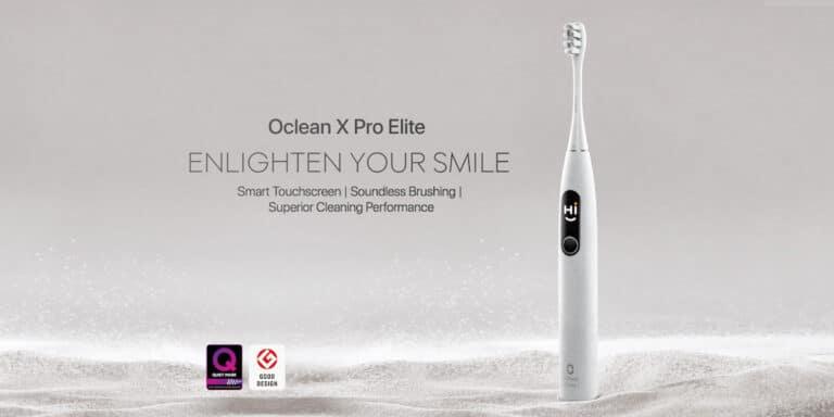 Oclean X Pro Elite