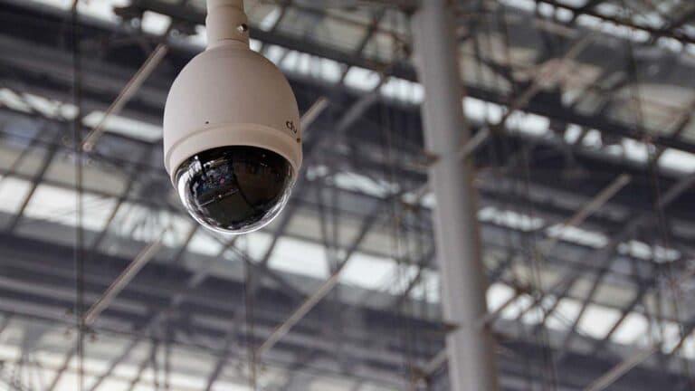cámara de videovigilancia 360